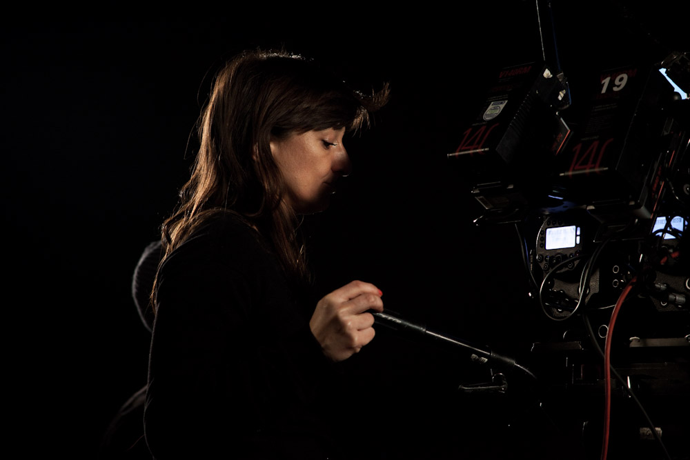 About – TANJA HÄRING Director of Photography
